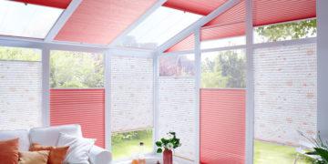 Sonnen- und Sichtschutz